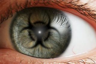 biohazardeous eye